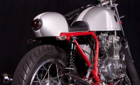 CB350F Cafe Racer Tail Piece