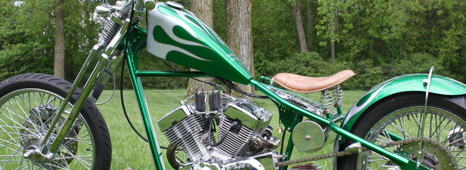 Meyerbuilt 250 Chopper
