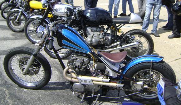 Meyerbuilt XS650 Bobber