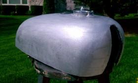 Aluminum BSA Tank