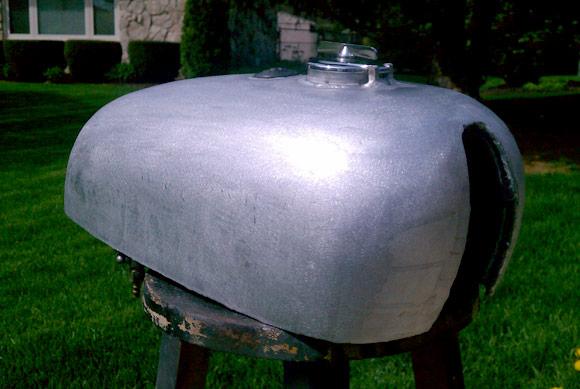 Meyerbuilt BSA Tank