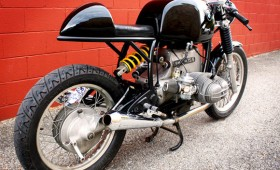 BMW R75/6 Cafe Custom