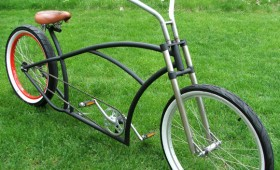 Rat Rod Bicycle Build