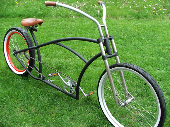 Meyerbuilt Rat Rod Bicycle Build