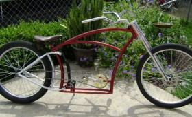 Bicycle Springer Project