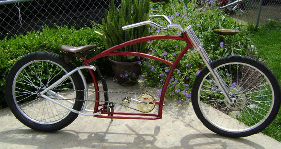 Meyerbuilt Bicycle Springer Project