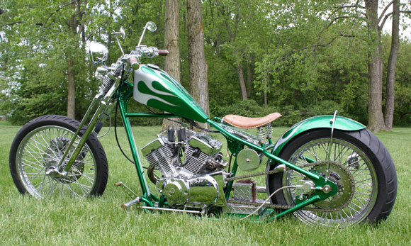 Meyerbuilt Chopper 250