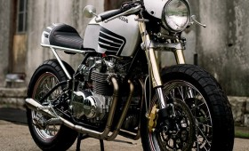 CB550 Blackwing