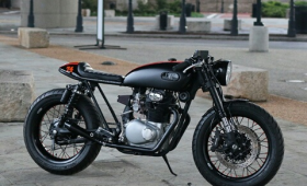 FOX CB350 by Cognito Moto