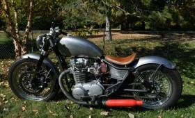 Hanson XS650 Big Bore