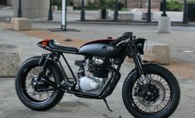 FOX CB350 by Cognito Moto